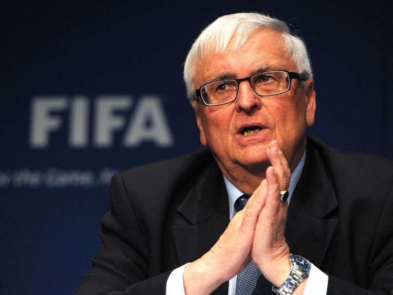 Bild zu Ex-DFB-Präsident