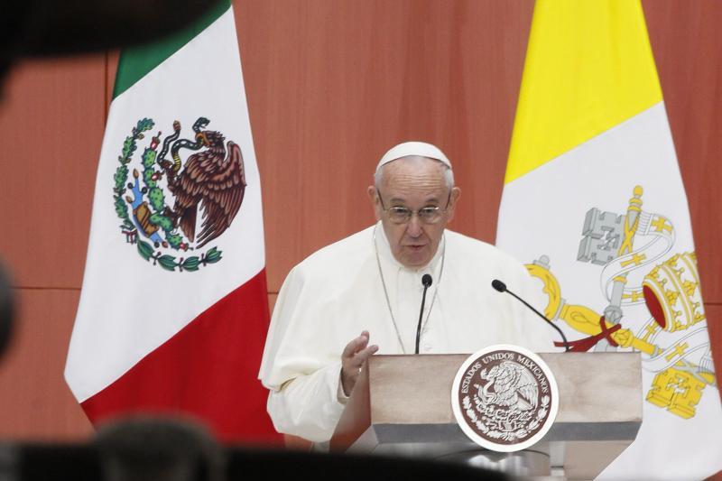 Papst kritisiert fehlende Solidarität