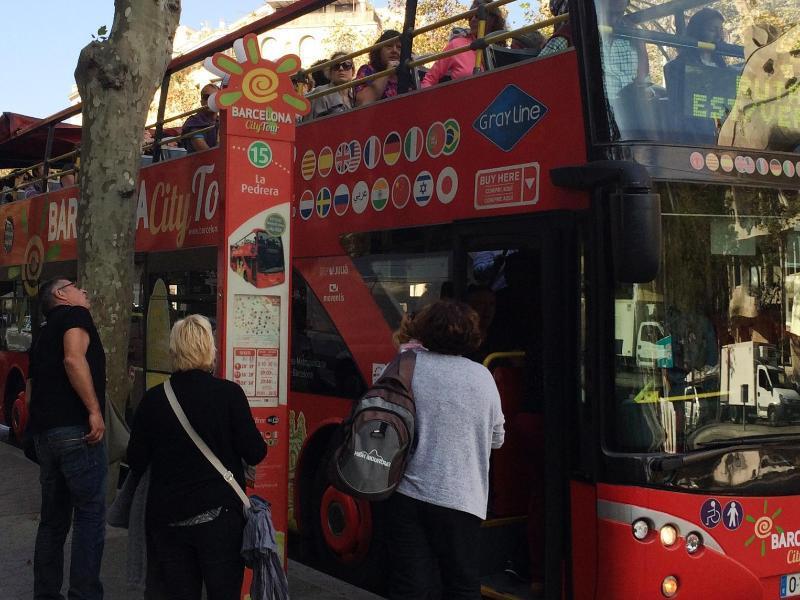 Bild zu Achtung beim Buseinstieg