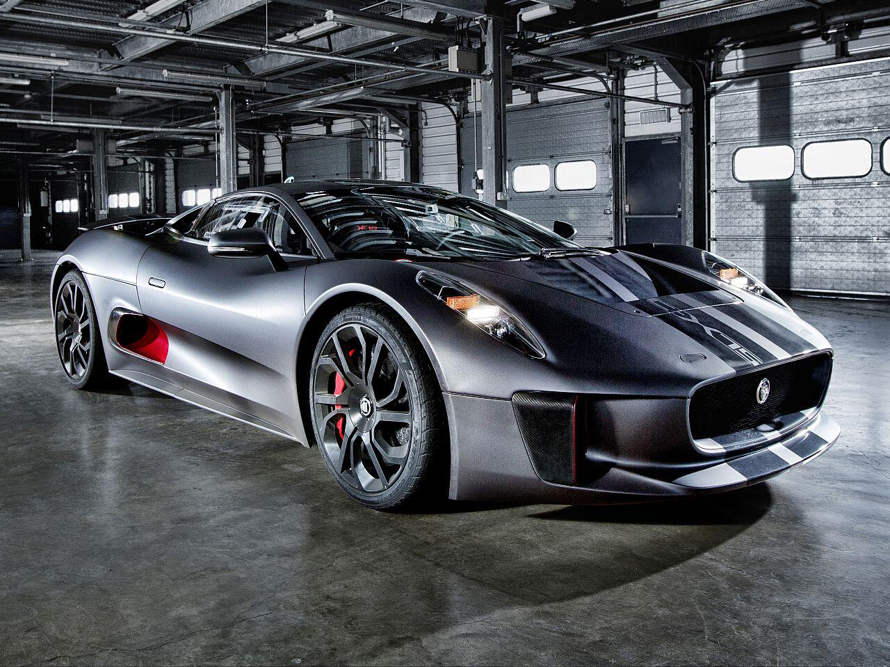 Bild zu Jaguar C-X75