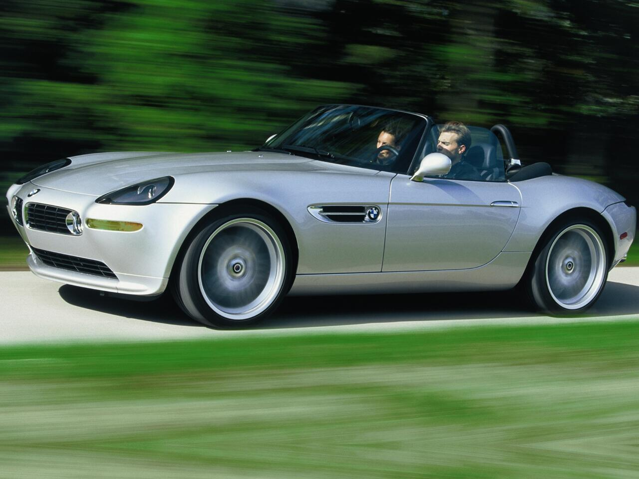 Bild zu BMW Alpina Roadster V8 Limited Edition
