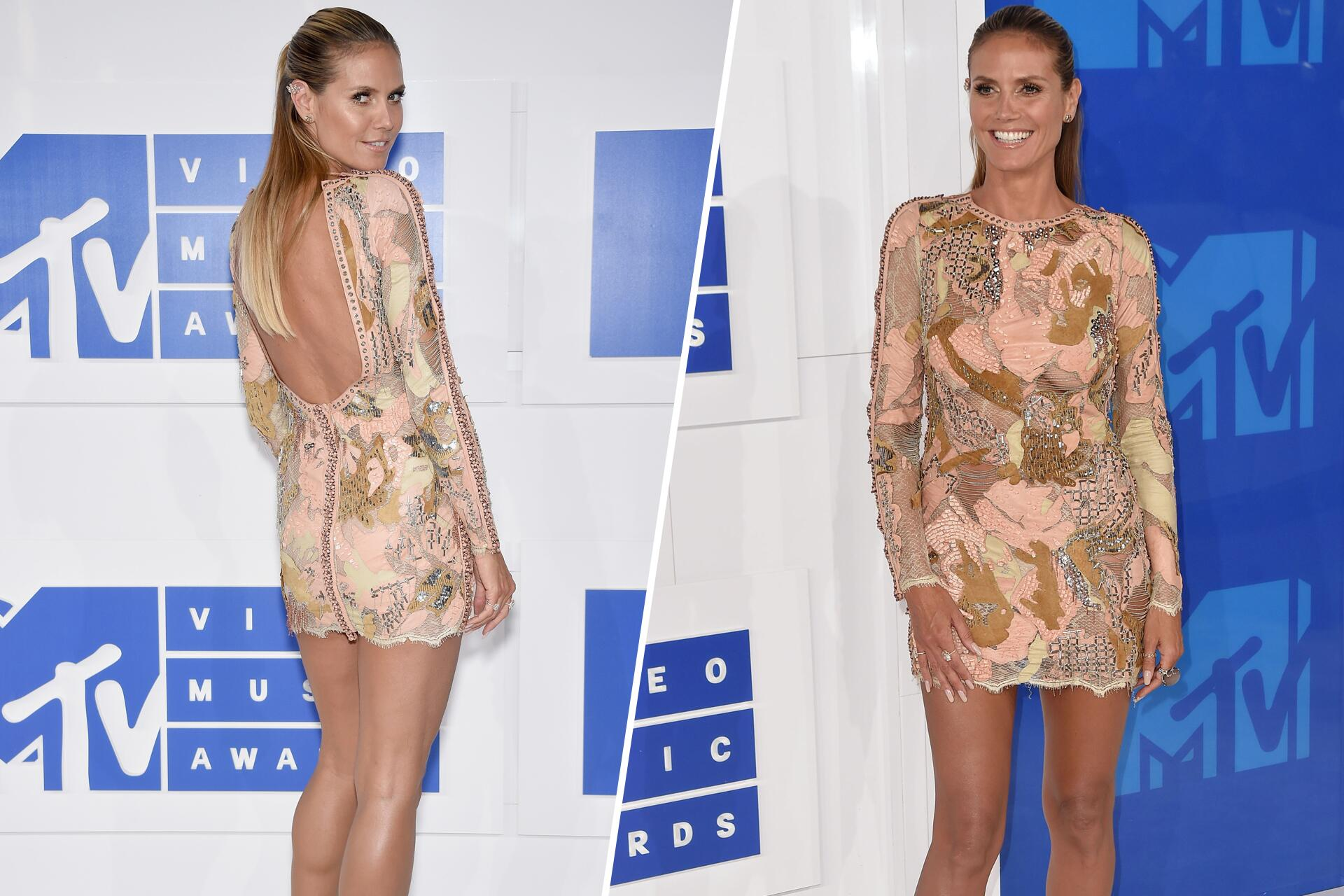 Bild zu Heidi Klum, MTV Video Music Awards, 2016