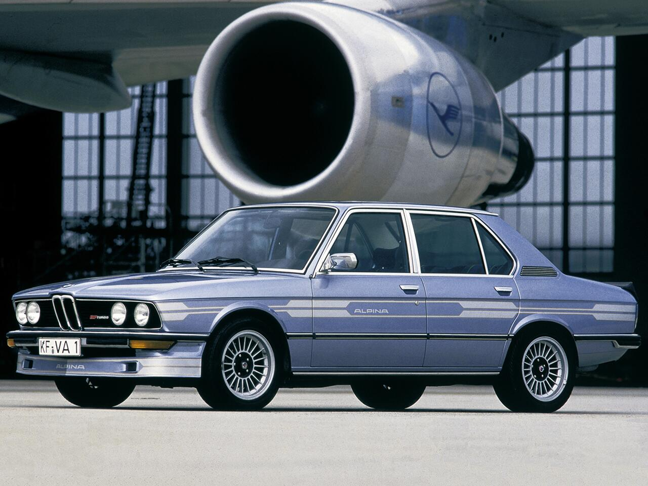 Bild zu BMW Alpina B7 Turbo
