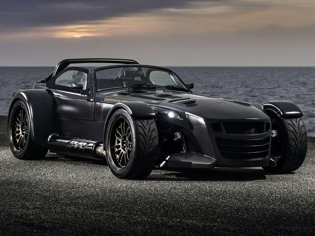Bild zu Donkervoort D8 GTO Bare Naked Carbon Edition