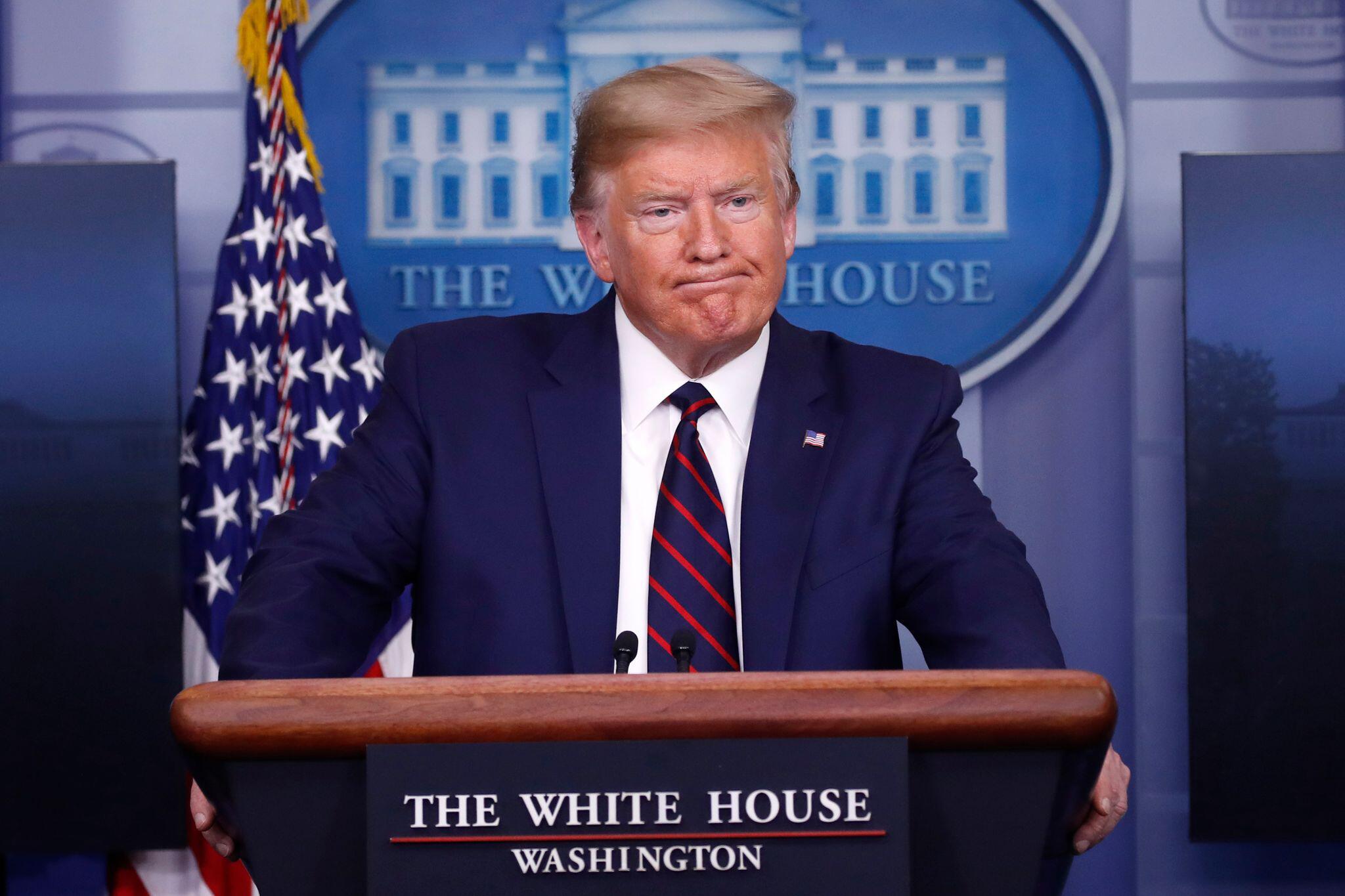 Trump schwört USA auf harte Zeiten ein