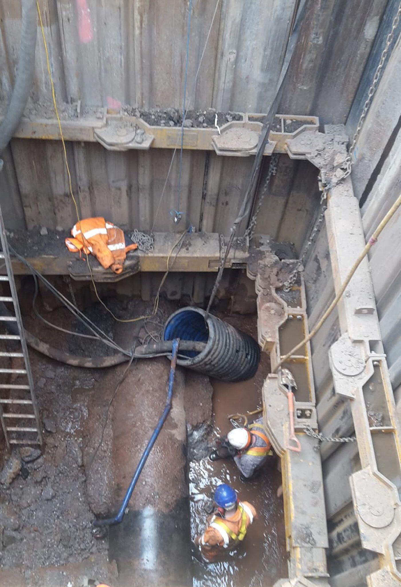 Bild zu 300 Tonnen schwerer Fettkloß in Kanalisation - Birmingham