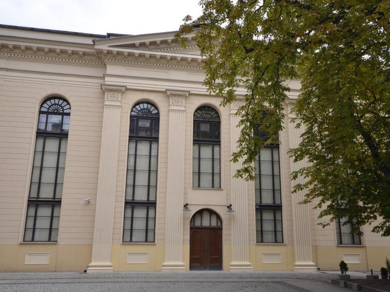 Bild zu Synagoge in Breslau