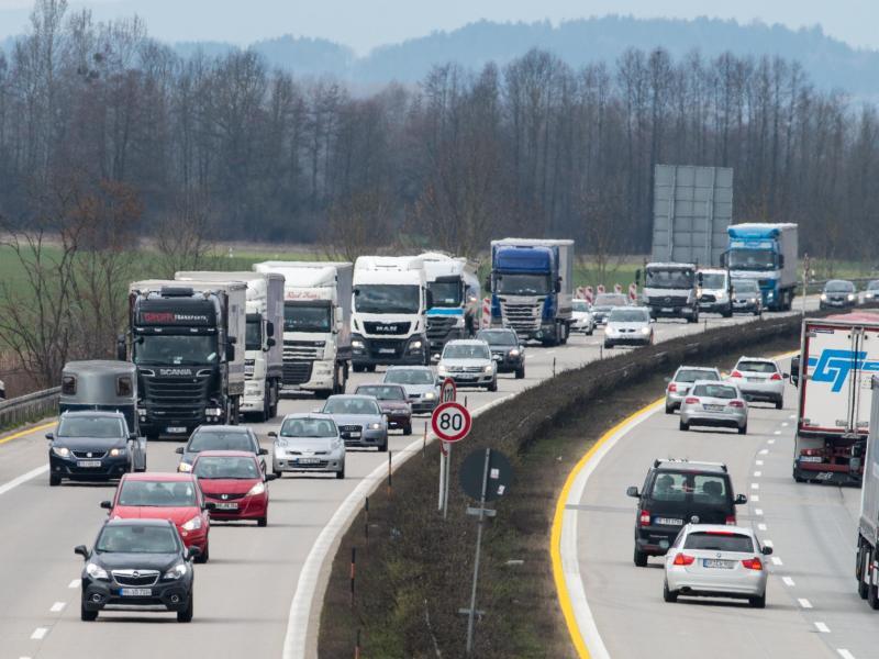 Bild zu Verkehr auf der A 3