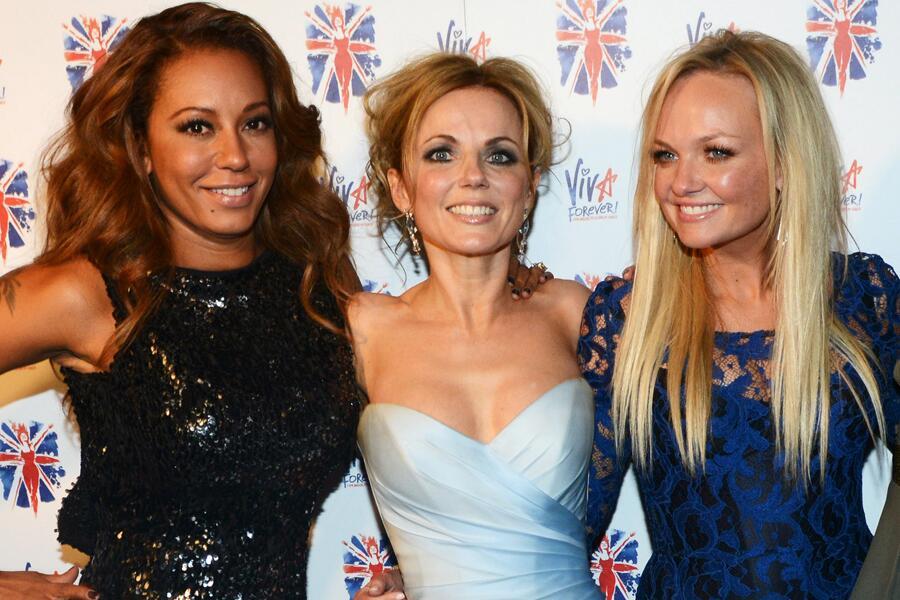 Bild zu Spice Girls wollen wieder zurück auf die Bühne