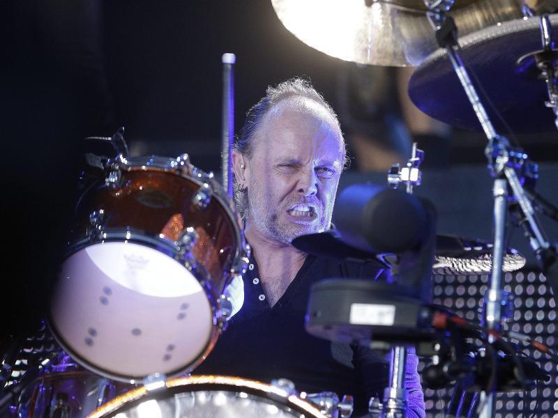 Bild zu Metallica-Drummer Lars Ulrich