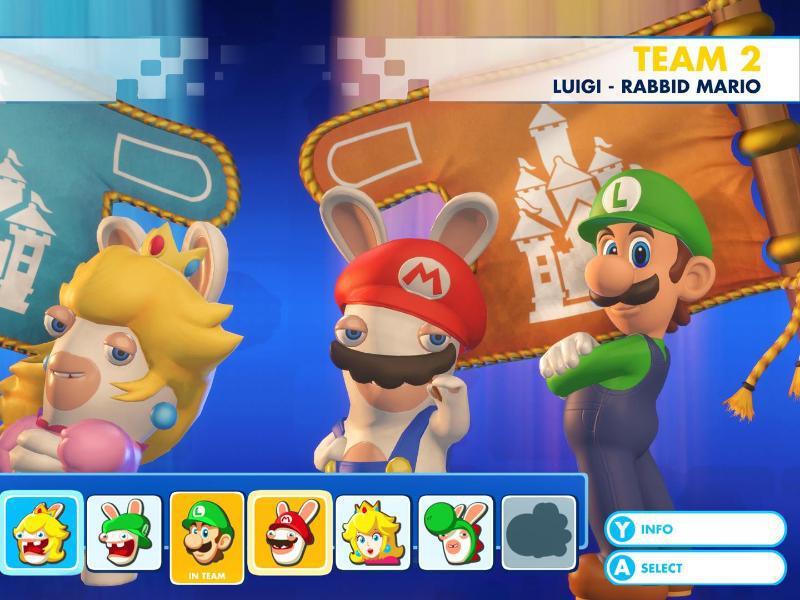Bild zu «Mario + Rabbids»