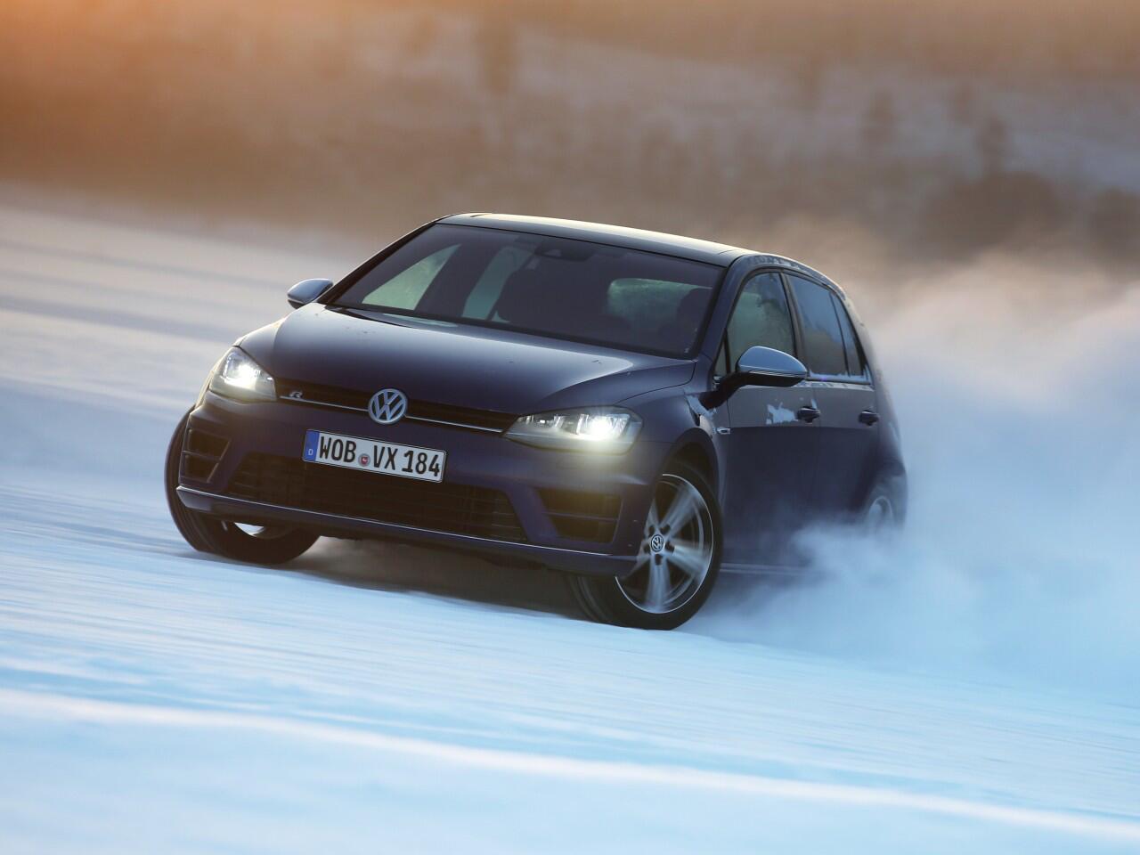 Bild zu VW Golf 7 R
