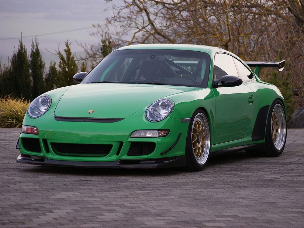 Bild zu Porsche GT3 RS von Kaege