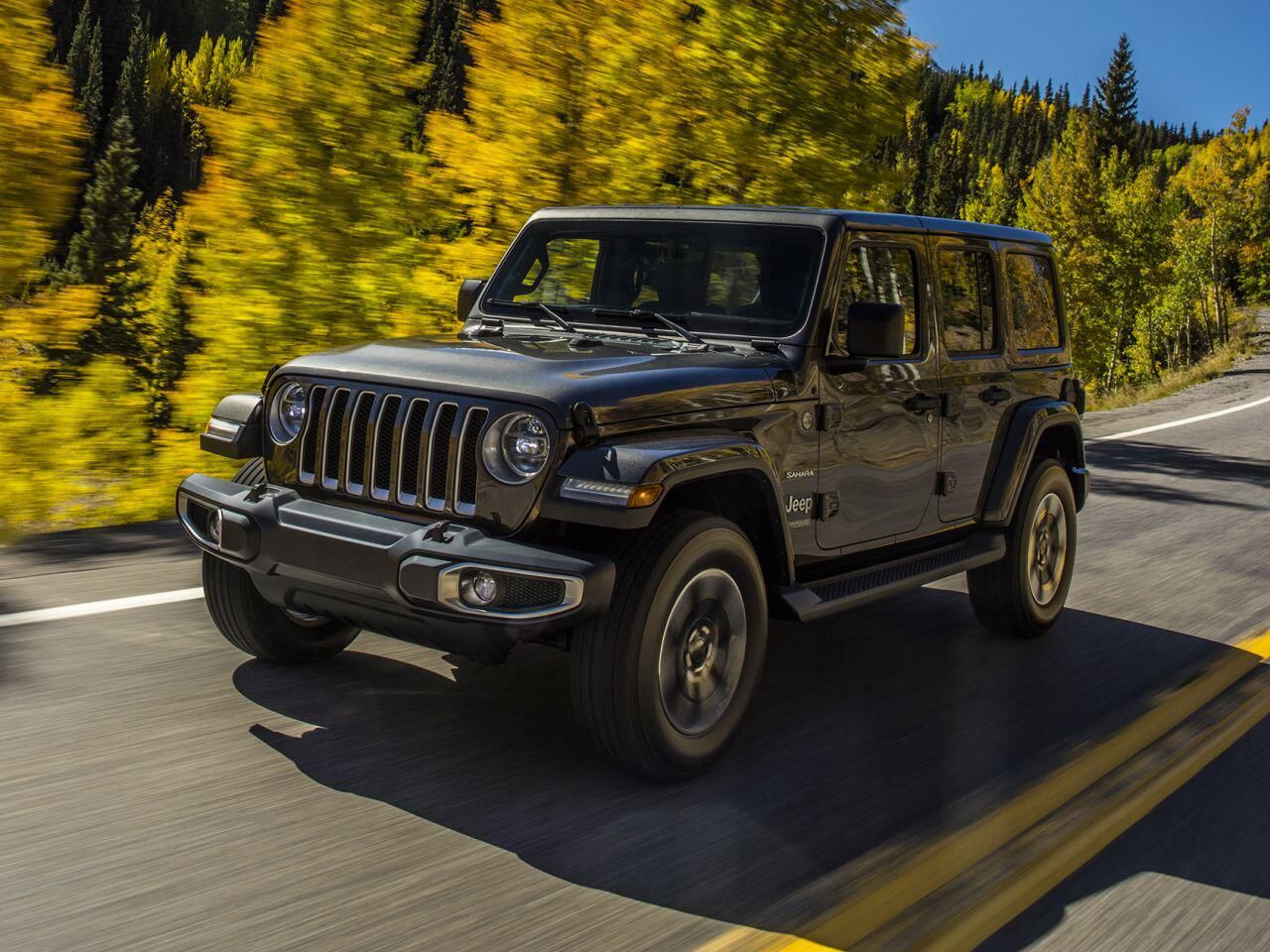 Bild zu Jeep Wrangler Unlimited