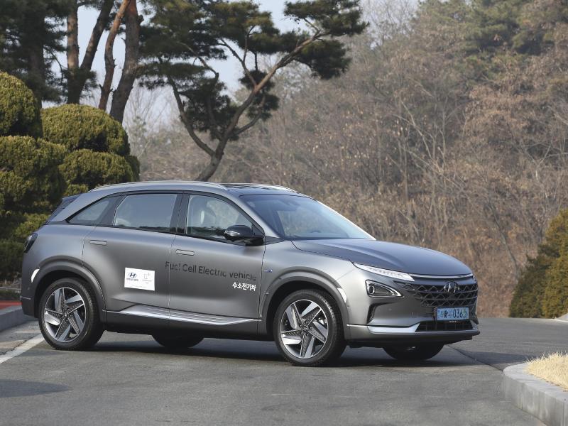 Bild zu Hyundai Nexo