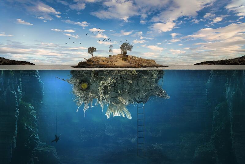 Bild zu Unterwasserwelt