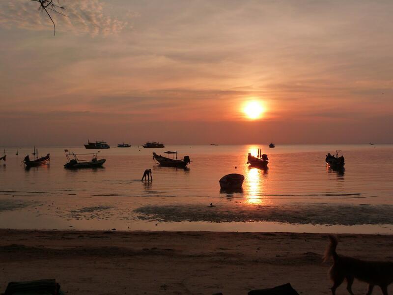Bild zu Platz 8: Koh Tao (Thailand)