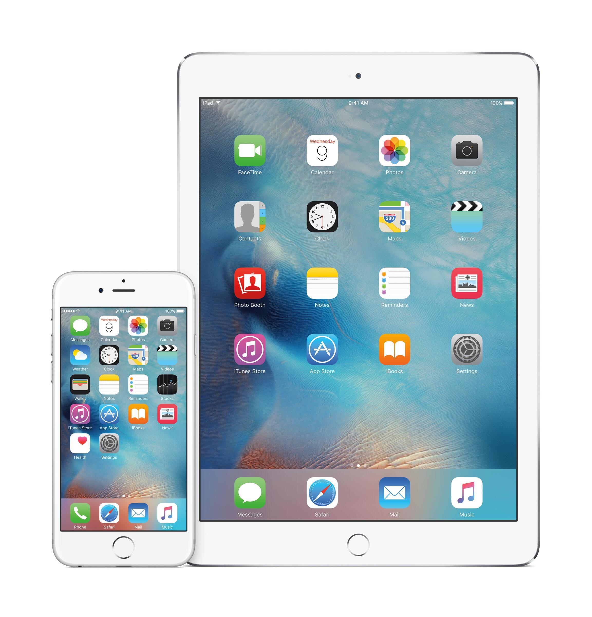 Bild zu iOS 9.3