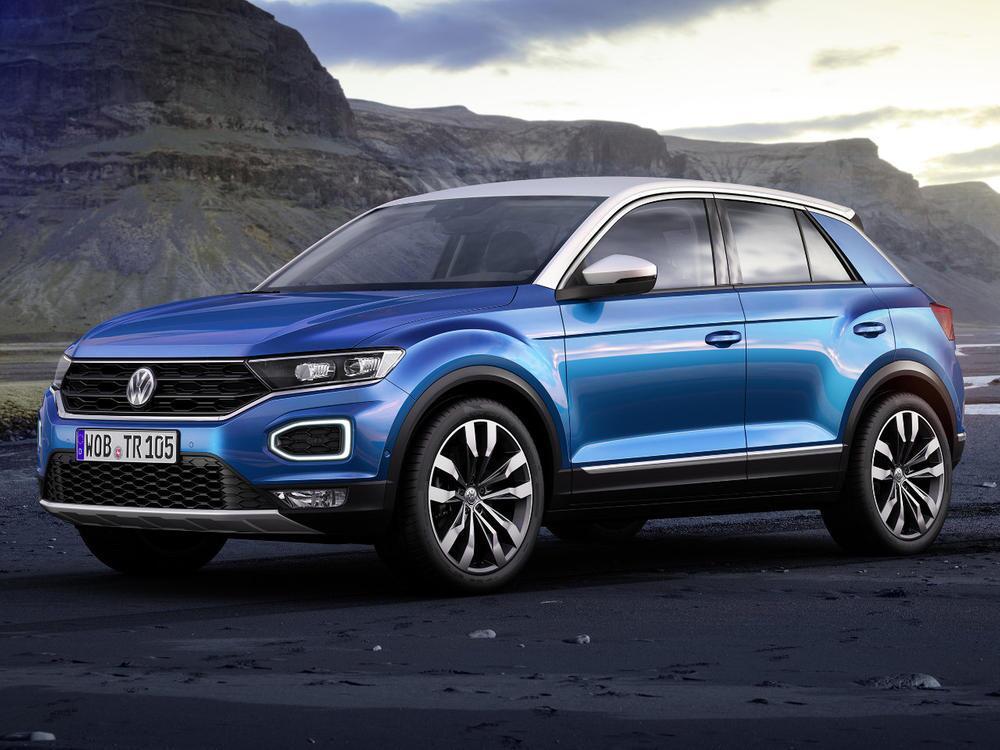 Bild zu Top: VW T-Roc
