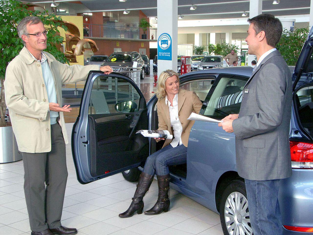 Bild zu Der richtige Dreh beim Autokauf
