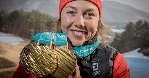 Pyeongchang 2018, Laura Dahlmeier