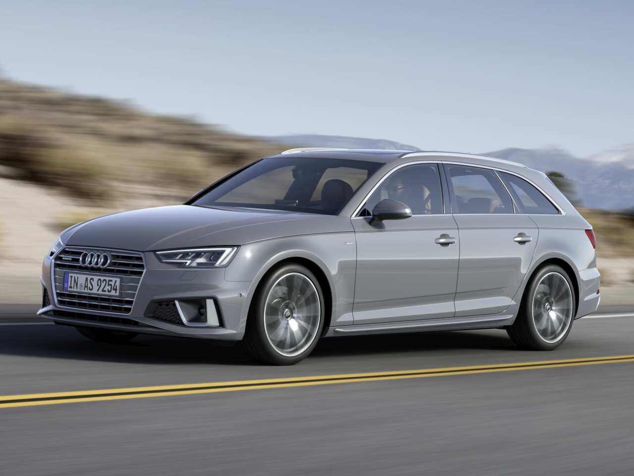 Bild zu Audi A4 Facelift