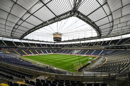Eintracht Frankfurt, SGE, Stadion
