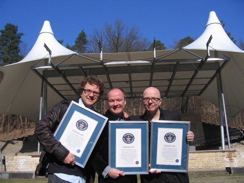 Bild zu Guinness World Records 2011