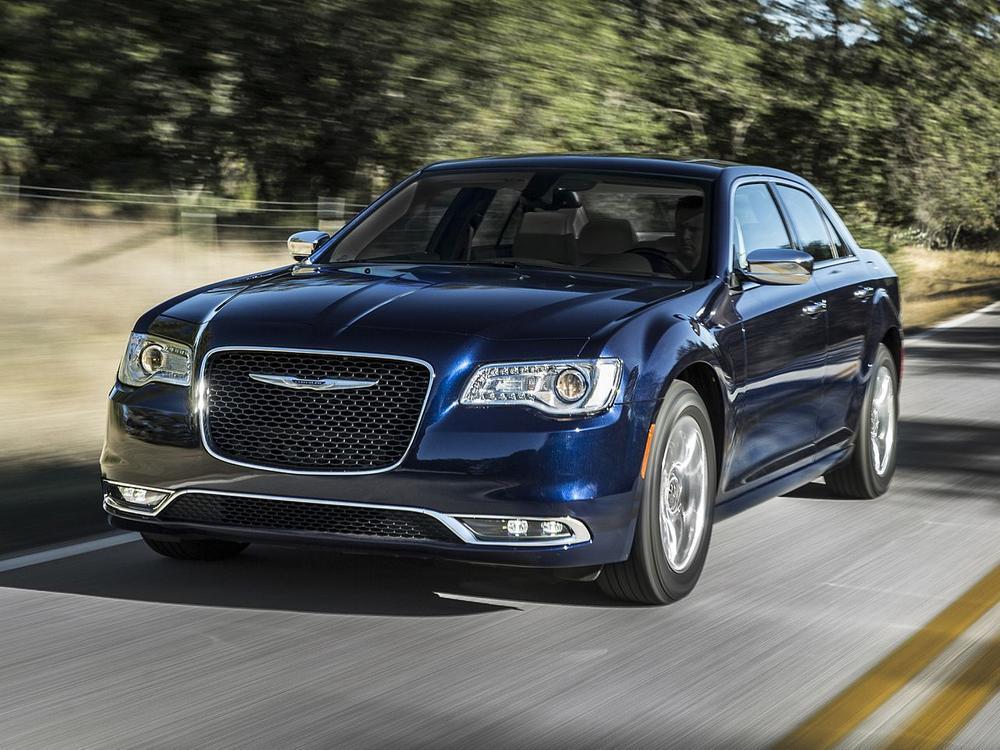 Bild zu Platz 14: Chrysler