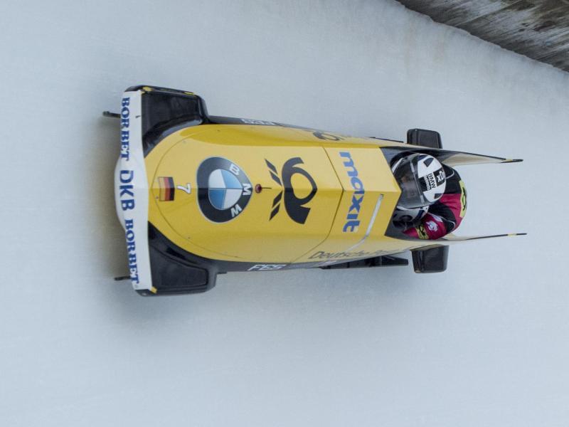 Bild zu Zweierbob-Weltcup
