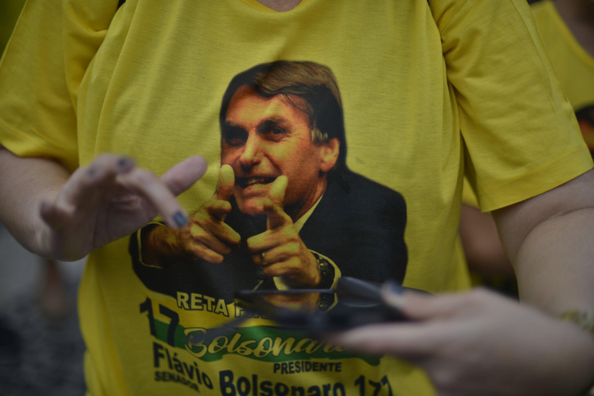 Bild zu Brasilien vor der Wahl - Bolsonaro