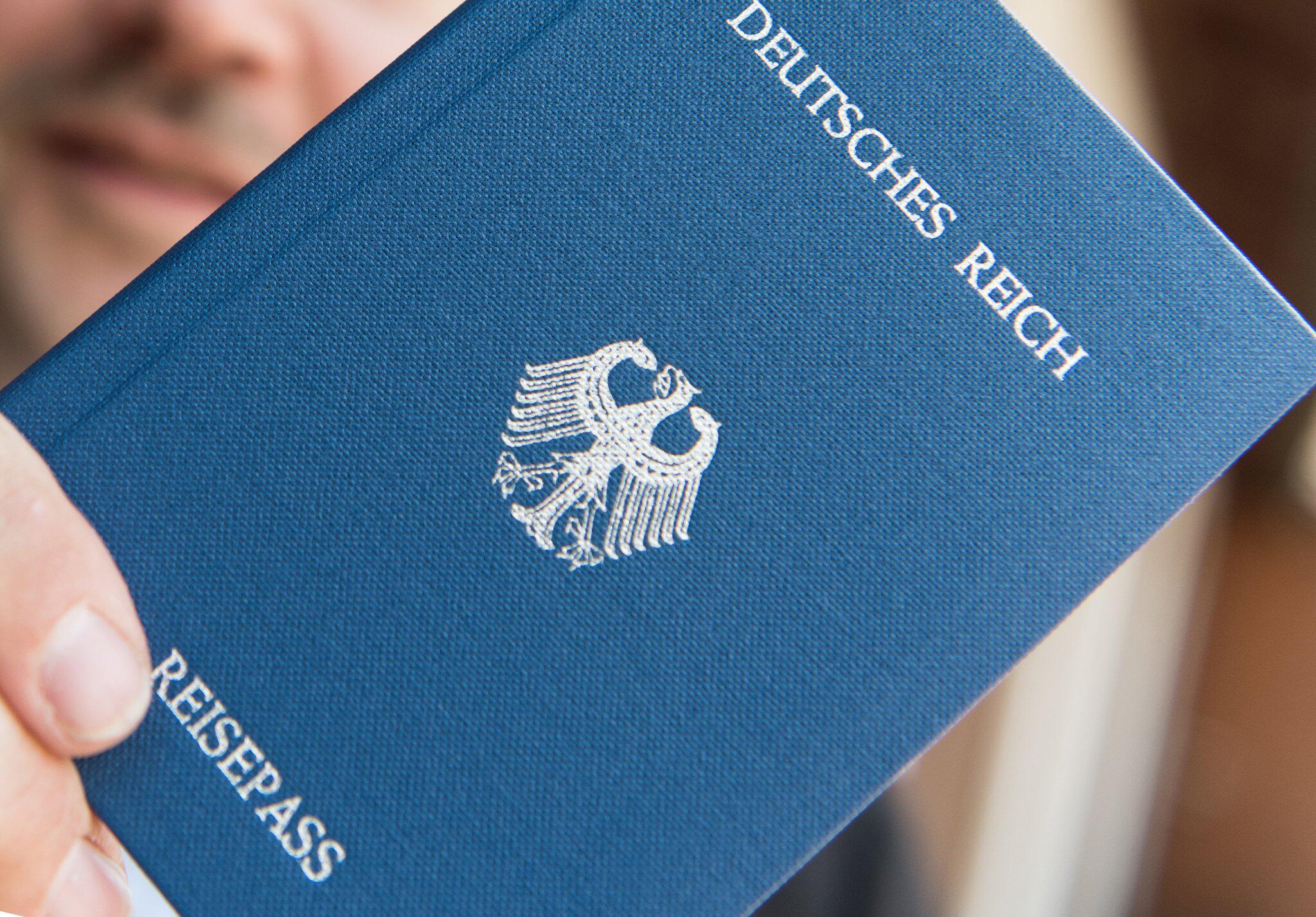 Bild zu Reichsbürger