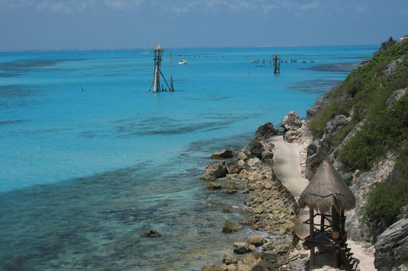 Bild zu Platz 6: Isla Mujeres (Mexiko)