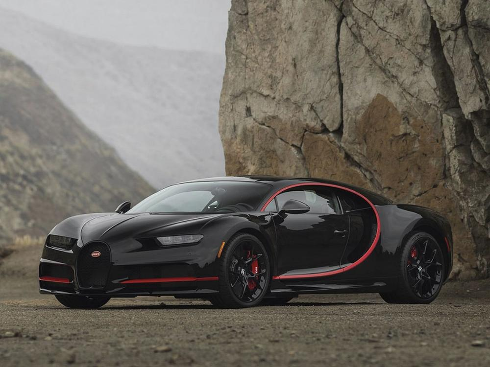 Bild zu 2018 Bugatti Chiron