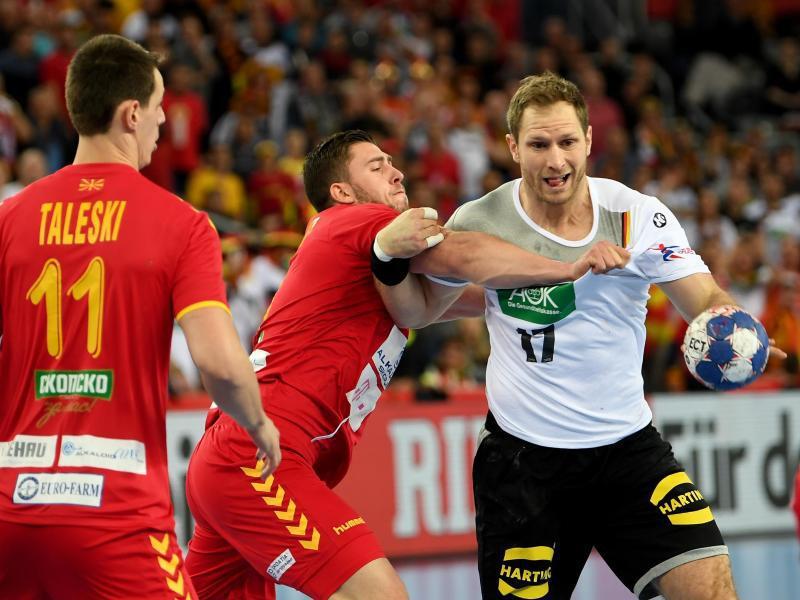 Bild zu Deutschland - Mazedonien