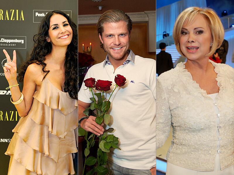 Bild zu Sila Sahin, Paul Janke und Marijke Amado