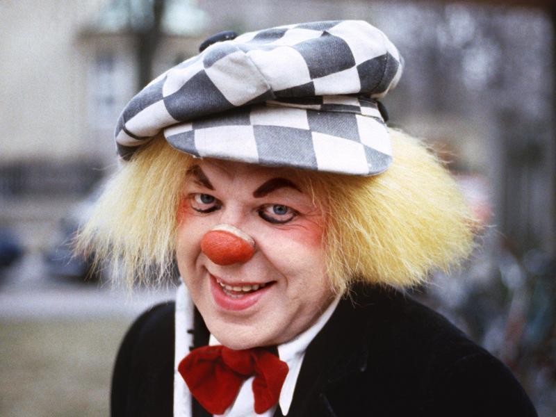 """Bild zu Der """"wahre"""" Clown"""
