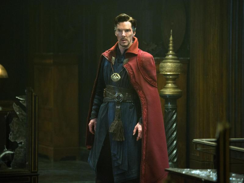 "Bild zu ""Doctor Strange"""