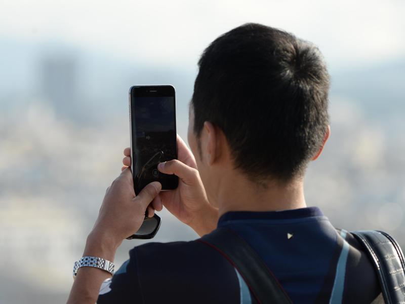 Bild zu Scharfe iPhone-Fotos schießen