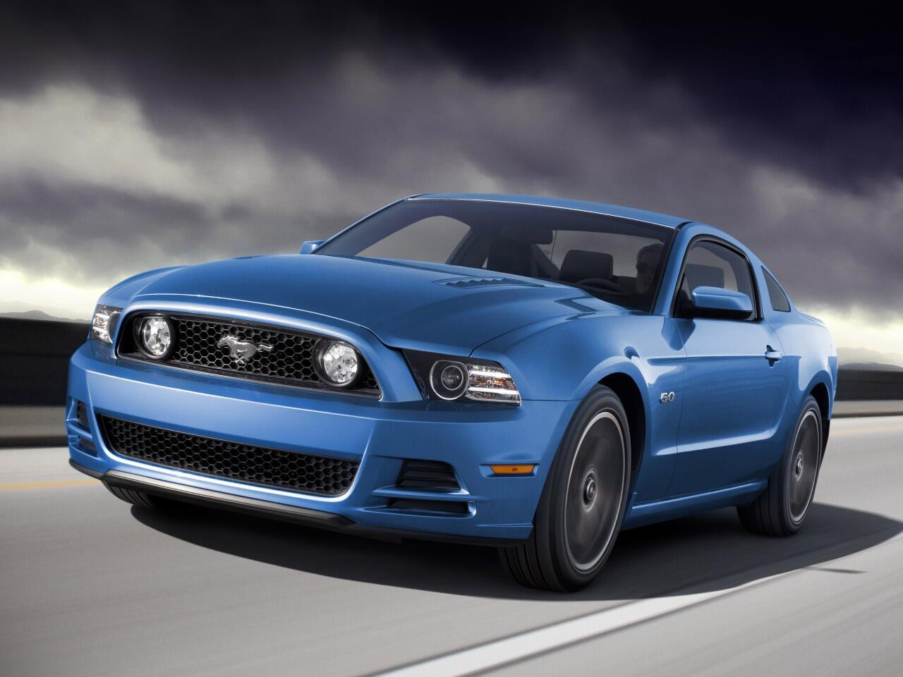 Bild zu 2014er Ford Mustang