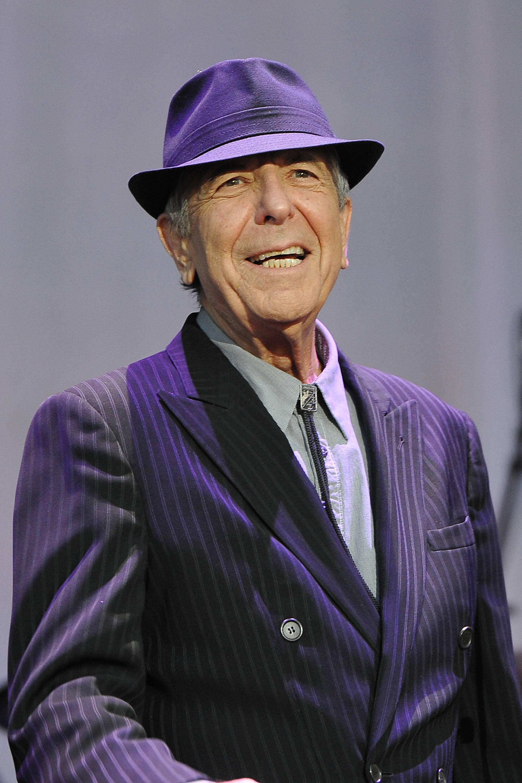 Bild zu Leonard Cohen