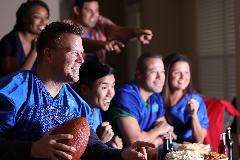 """Bild zu Fun Facts zum Super Bowl: Von Chicken Wings bis """"Super Bowlitis"""""""