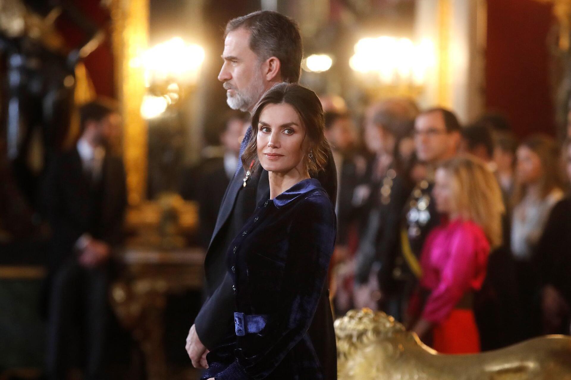 Bild zu Königin Letizia von Spanien
