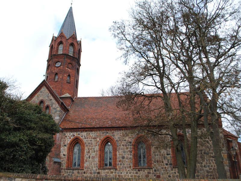 Bild zu Altkünkendorfer Kirchturm