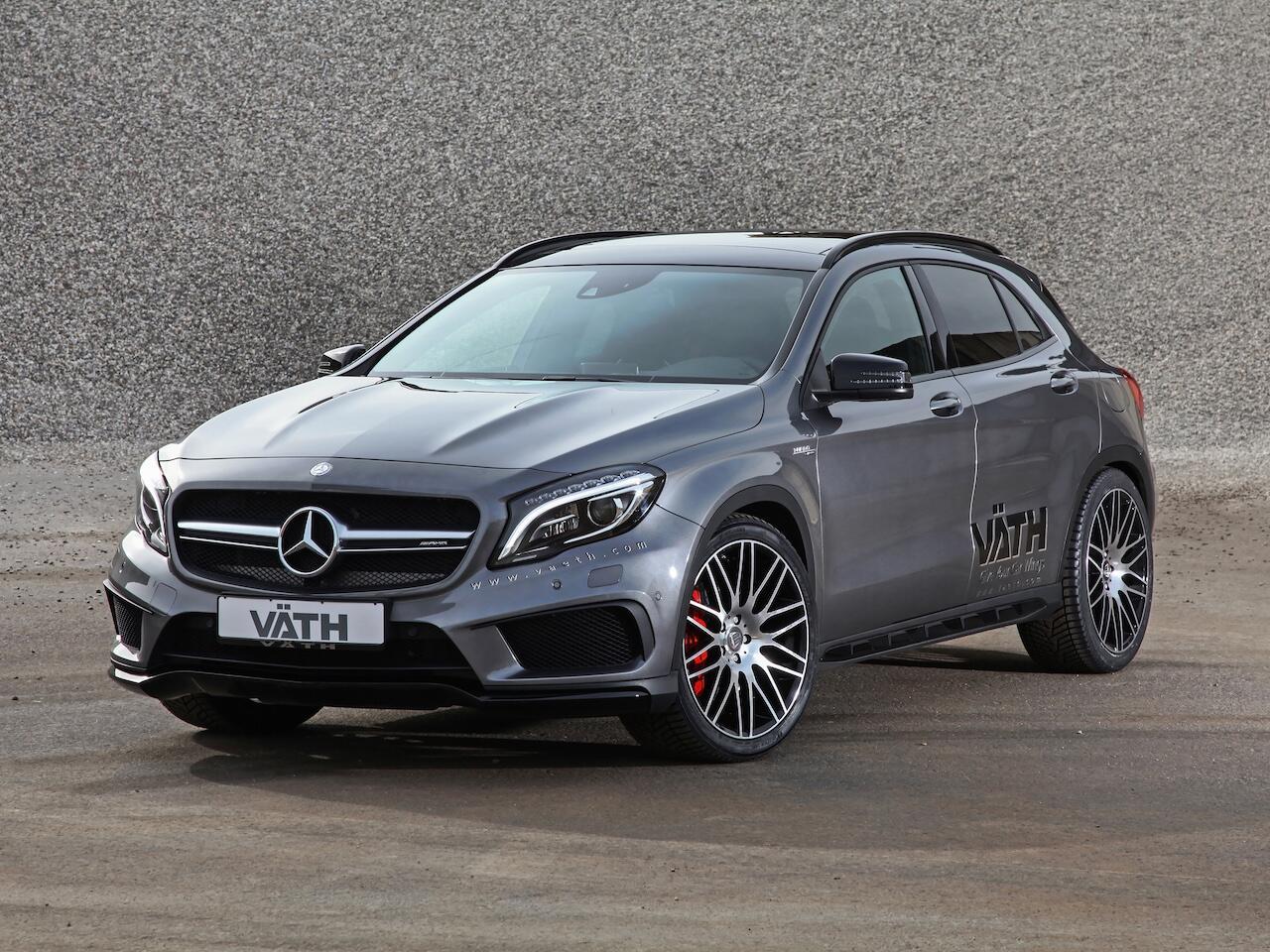 Bild zu Mercedes GLA 45 AMG von Väth