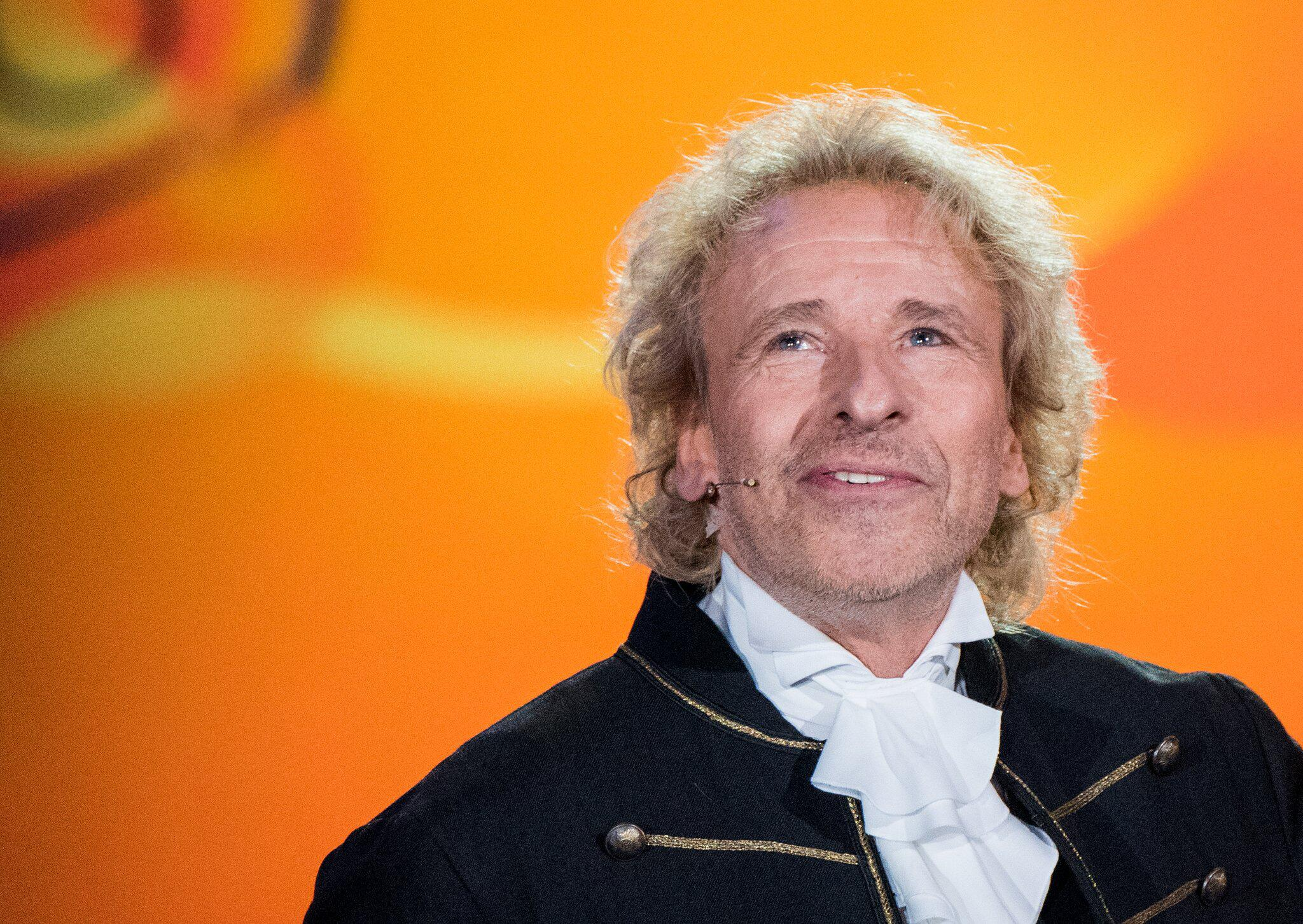 """Bild zu """"Gottschalks große 68er Show"""" im ZDF"""