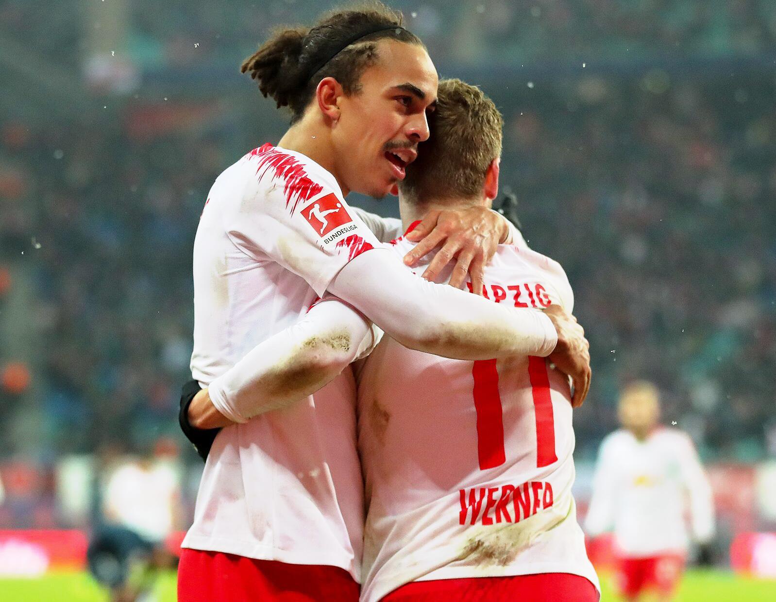Bild zu RB Leipzig - FSV Mainz 05