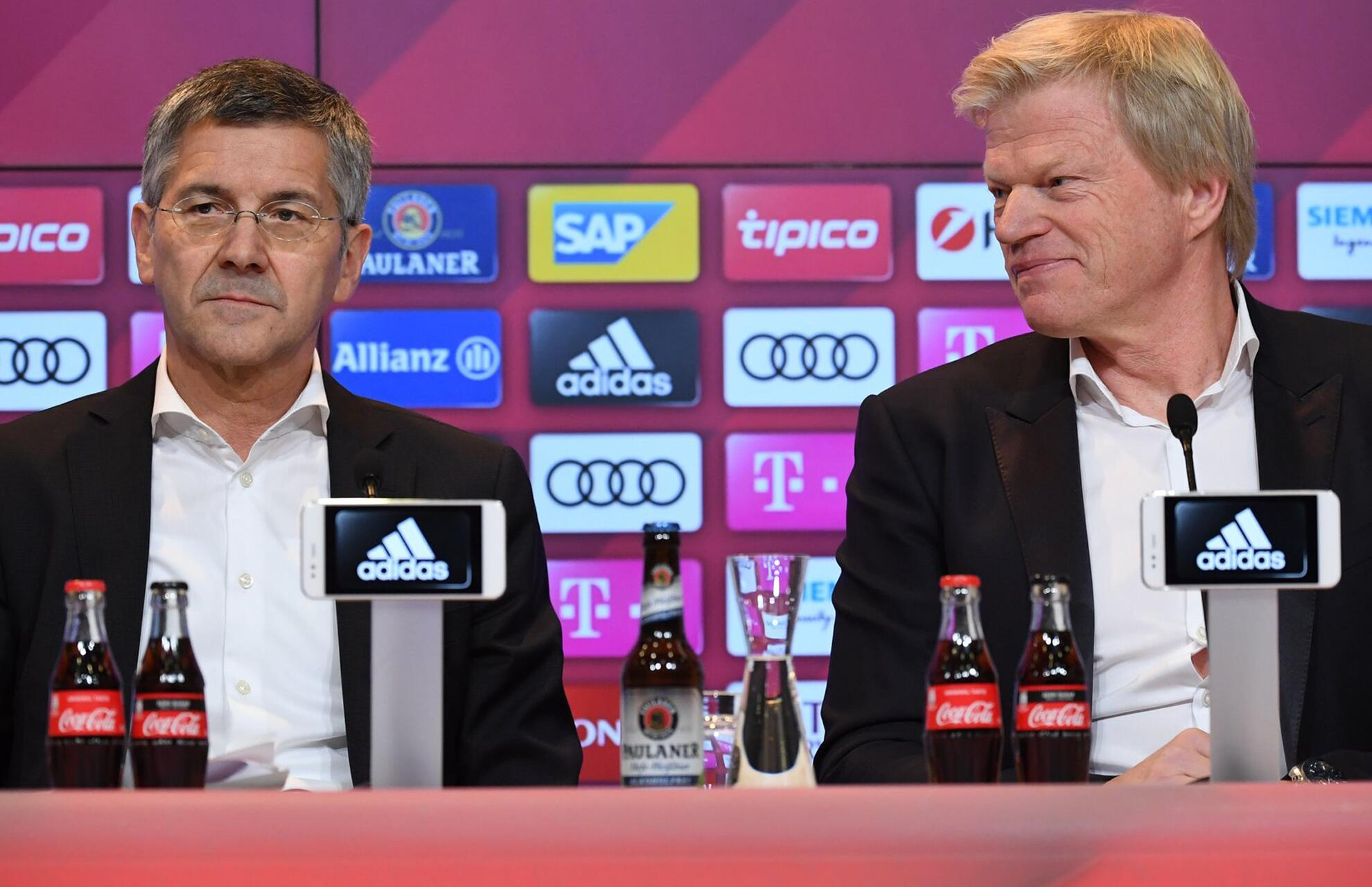 Bild zu New FC Bayern board member Oliver Kahn