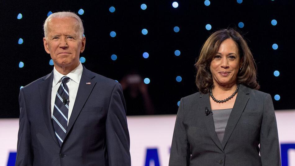 Joe Biden wählt Kamala Harris zu seinem Vizekandidaten