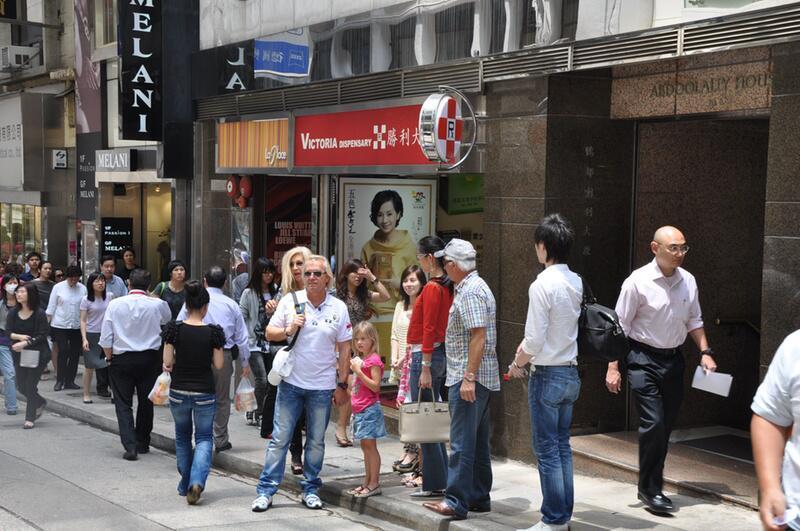 Bild zu Die Geissens in China